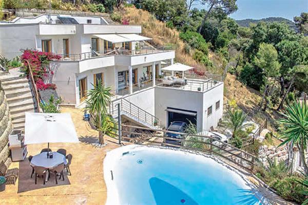 Villa Mestral in Spain