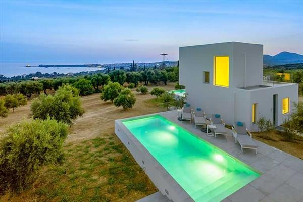 Villa Methoni Mirage in Greece