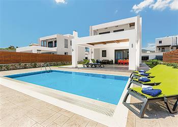 Villa Metis in Rhodes