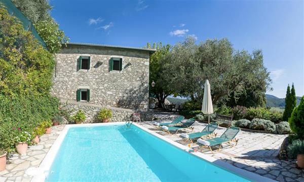 Villa Metron in Ionian Islands