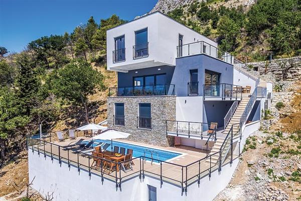 Villa Mia in Croatia