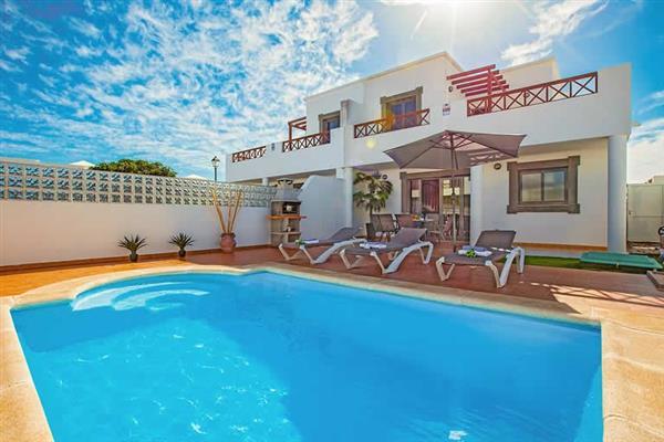 Villa Mia in Lanzarote