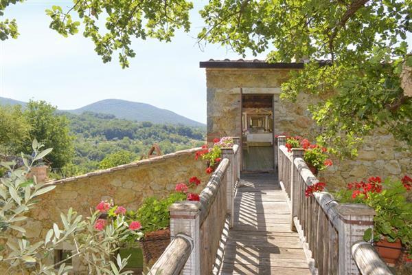 Villa Miavana in Provincia di Terni