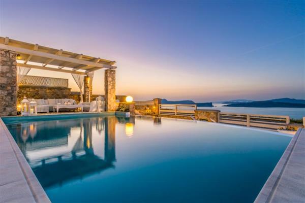 Villa Michaela in Southern Aegean