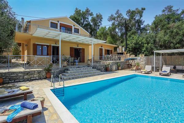Villa Milou in Paxos