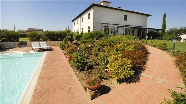 Villa Mimi in Provincia di Arezzo