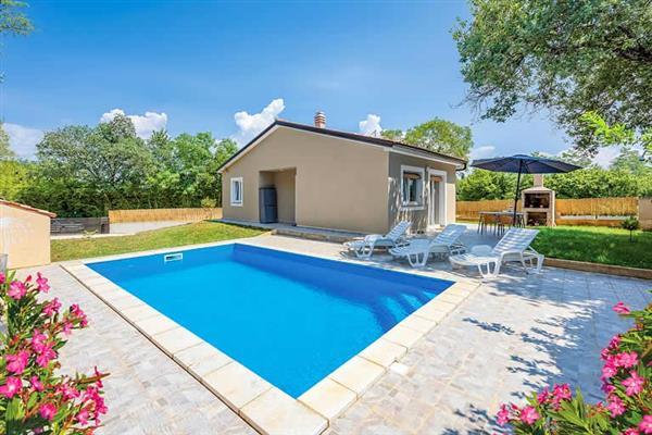 Villa Mir in Croatia