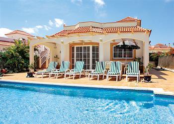 Villa Mirabella in Fuerteventura