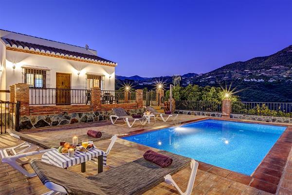 Villa Miracosta in Frigiliana, Andalucia - Spain