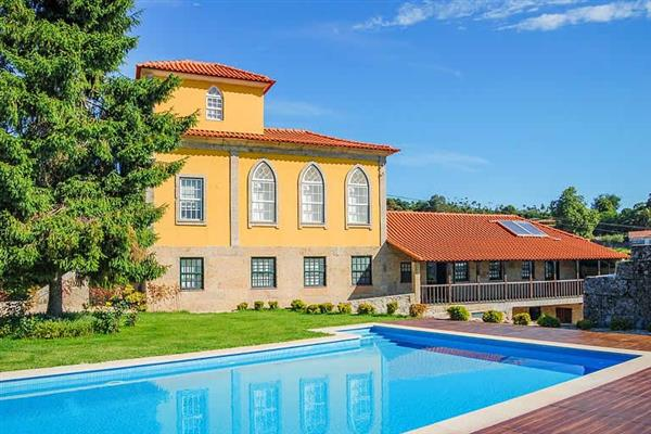 Villa Mirante in Portugal