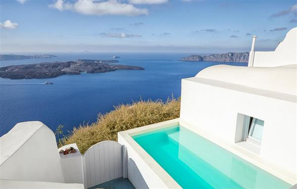 Villa Mitera Gi in Southern Aegean