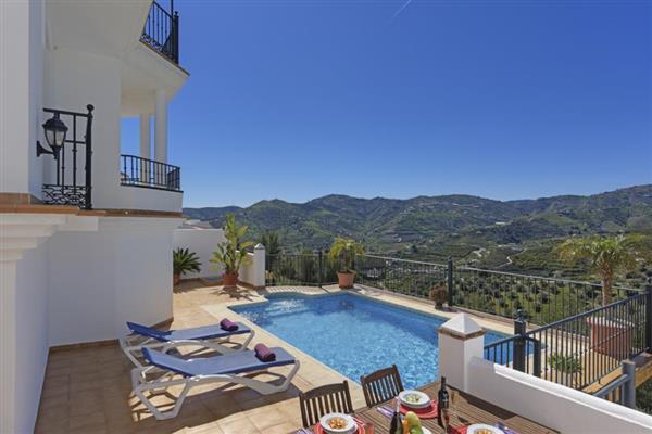 Villa Moderna in Málaga