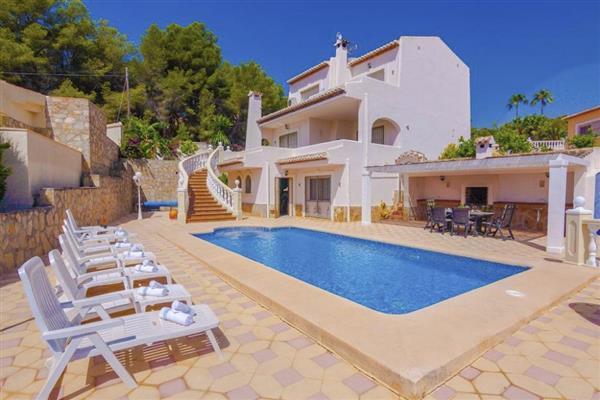 Villa Moema in Alicante