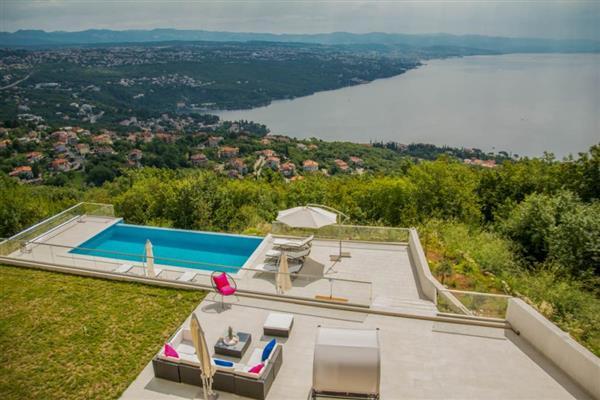 Villa Mojca in Matulji