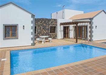 Villa Molino in Fuerteventura