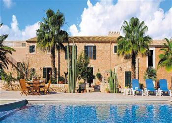 Villa Mondrago Duri in Mallorca
