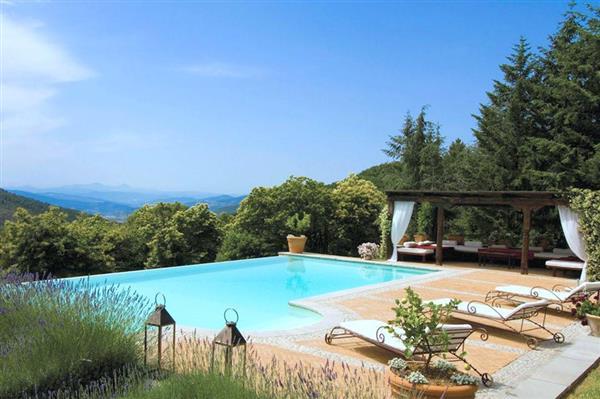 Villa Montanare in Provincia di Arezzo