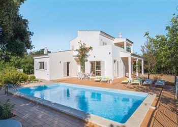 Villa Monte Eirado in Portugal