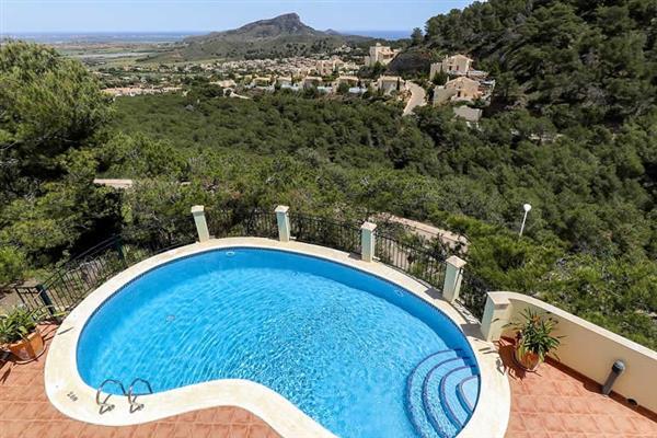 Villa Monte Leon Ladera in Spain