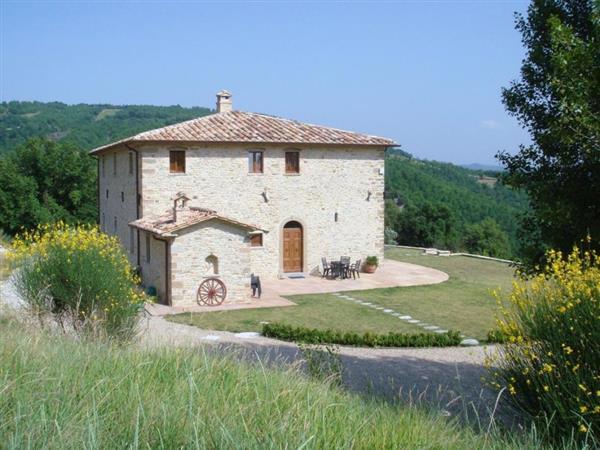 Villa Montone in Provincia di Perugia