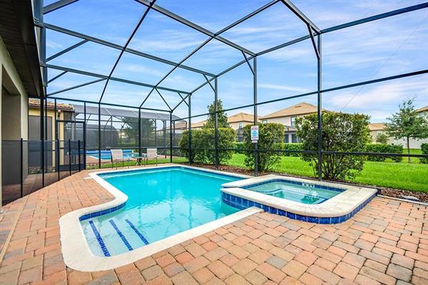 Villa Moon Valley Drive, Champions Gate, Orlando - Florida