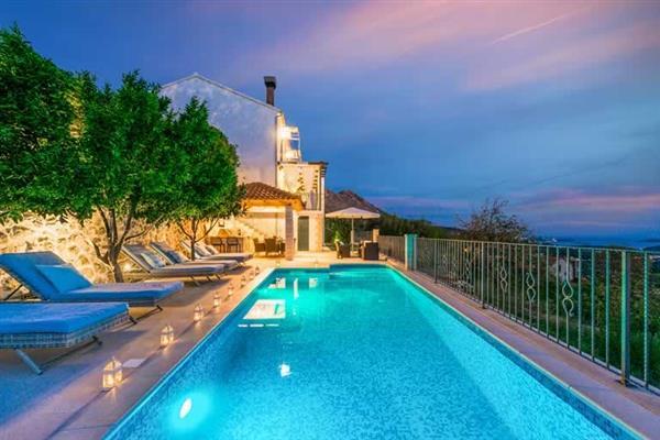 Villa Moonlight in Croatia