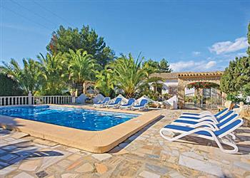 Villa Mora in Spain