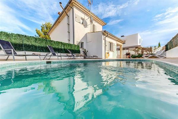Villa Morena in Mallorca