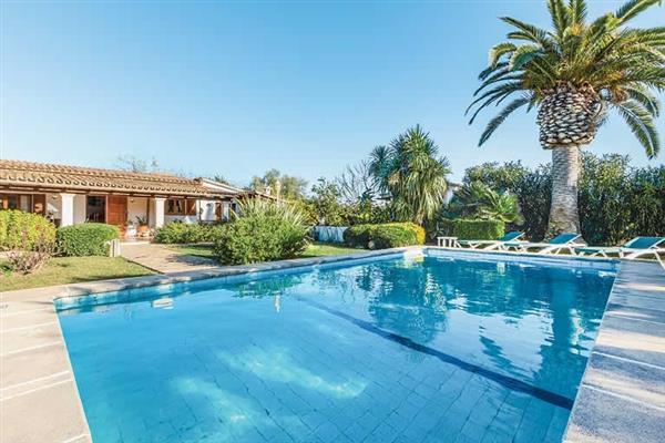 Villa Moreno in Mallorca