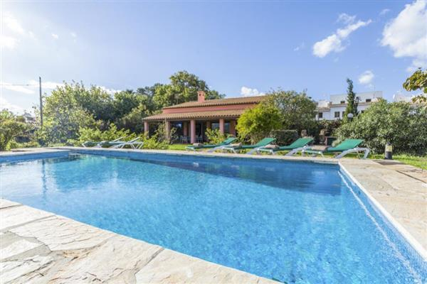 Villa Moriarty in Illes Balears