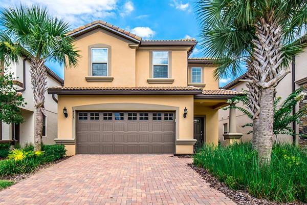 Villa Morocco Way, Windsor at Westside, Orlando - Florida With Swimming Pool