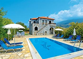 Villa Mulberry in Greece