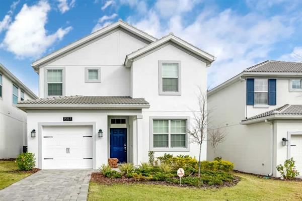Villa Muligan, Champions Gate, Orlando - Florida With Swimming Pool