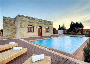 Villa Munqar in Malta