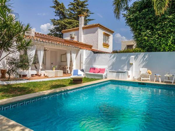 Villa Musgo in Málaga