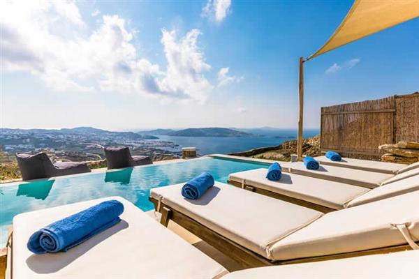 Villa Mykonos Dream in Mykonos