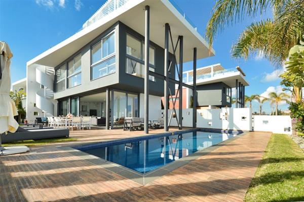 Villa Myrina in