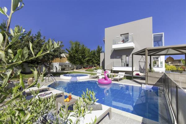 Villa Myrtle in Crete