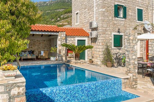 Villa Nadezda in Općina Bol