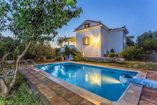 Villa Natalia in Skopelos