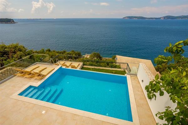 Villa Nautical Dreams in Croatia