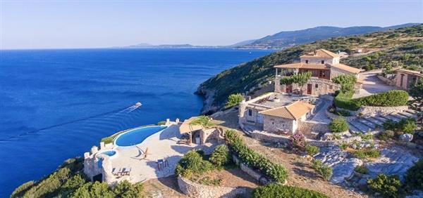 Villa Navagio in Ionian Islands