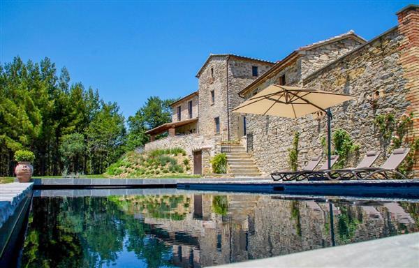 Villa Nebbiosa in Provincia di Perugia