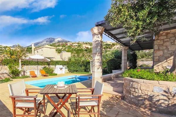 Villa Neda in Greece