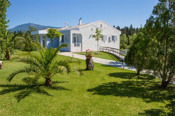 Villa Nefeli Anthi in Ionian Islands