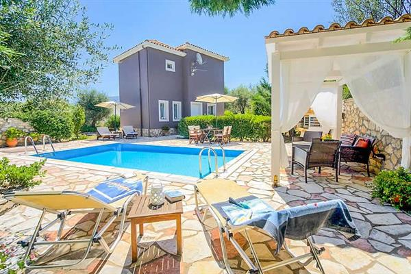 Villa Neptune in Kefalonia