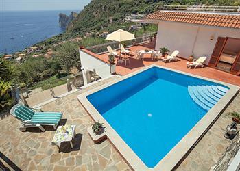 Villa Nerano from James Villas