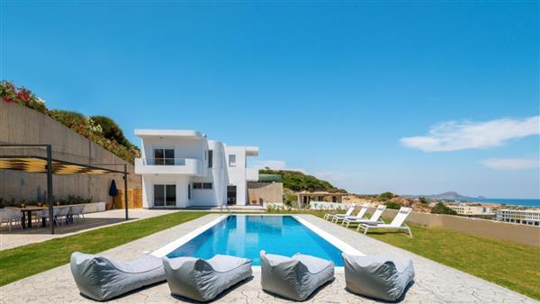 Villa Nereida in Southern Aegean