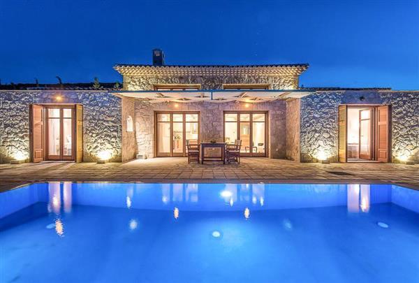 Villa Nero in Ionian Islands
