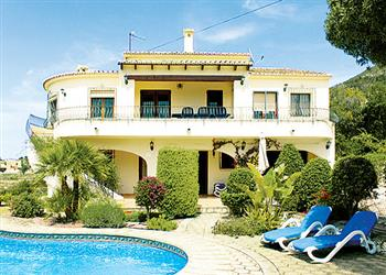 Villa Nessa in Spain